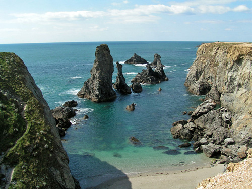 Camping Belle Ile en Mer - Camping toiles Morbihan Bretagne Sud