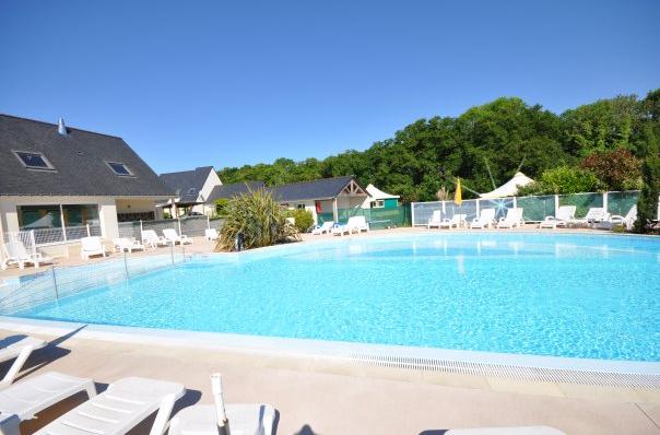 Camping morbihan avec piscine nouveaux mod les de maison for Camping avec piscine morbihan