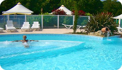 Camping 3 toiles piscine chauff e sarzeau morbihan 56 for Camping sarzeau avec piscine