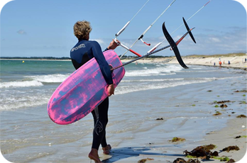 camping-plage-sarzeau-spot-foils-kitesurf-morbihan